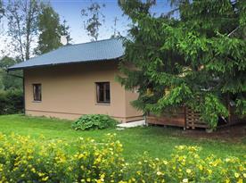 Chata U Milovského rybníka 1 - ubytování Sněžné