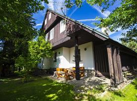 Chata Alice - ubytování  Rokytnice nad Jizerou