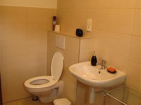 Chalupa 2-WC v rámci koupelny