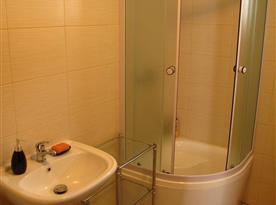 Chalupa 2-koupelna s toaletou