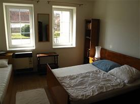 Chalupa 2-ložnice