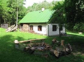 Chata Jinolice - ubytování  Jinolice