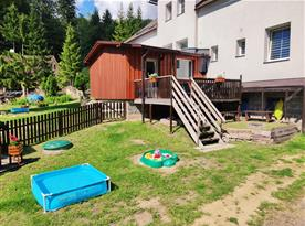 Chata Apartmán Semerink - ubytování  Janov nad Nisou
