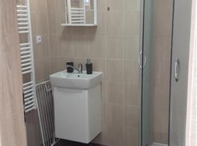 Studio 2 - koupelna s toaletou