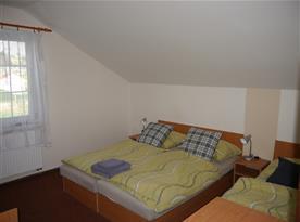 6 l. apartmán - 4 l. ložnice