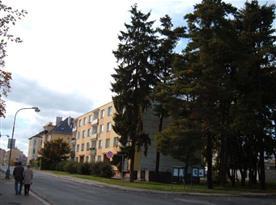Celkový pohled na apartmán a jeho okolí