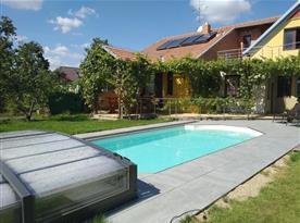 Chalupa V meruňkovém sadu - ubytování Šakvice