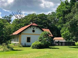 Chalupa Černická hájenka - ubytování Sudoměřice u Bechyně