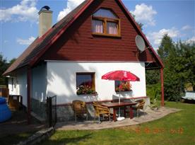 Chata Pohoda - ubytování Vlčice