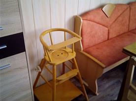 Dětská stolička