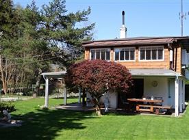 Chata West Spazio - ubytování  Prostřední Bečva