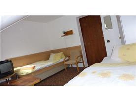 Pokoj č.4 se sdíleným soc. zařízením