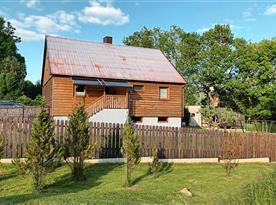 Chalupa U Vltavy - ubytování Pěkná