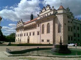 Zámek Litomyšl na seznamu Světového dědictví UNESCO.