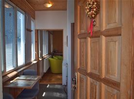 Apartmán č. 5 - pro dvě osoby, s osobním vstupem, vlastním sociálním zařízením a kuchyňkou.