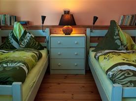Apartmán č. 5 - kapacita max 2 osoby.