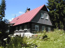 Chalupa Barbara - ubytování Bedřichov