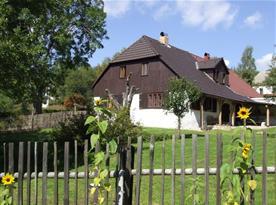 Chalupa Chalupa Pod Rozhlednou - ubytování Sviňovice