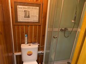 Sprcha a WC
