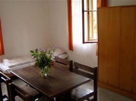 Stylové pokoje s posezením