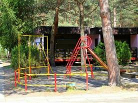 Areál je vhodný pro rodiny s dětmi
