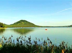 Krásné prostředí Máchova jezera
