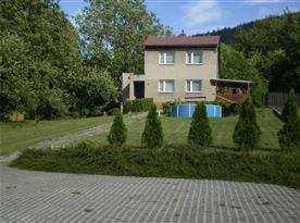 Chalupa U Ivánků č2 - ubytování  Kozlovice