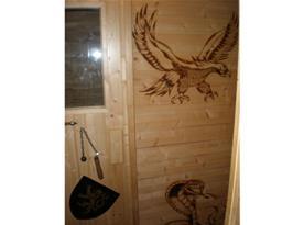 Vstup do sauny