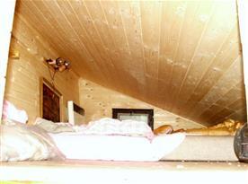 Pokoj v podkroví vhodné především pro děti