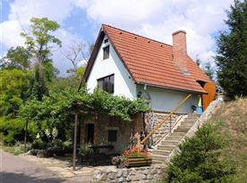 Chata Soňa - ubytování  Těšetice