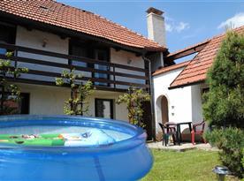 Chata Lucie - ubytování  Roudnice nad Labem