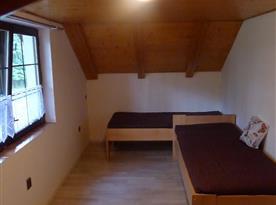 Ložnice pro tři osoby
