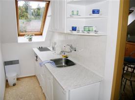 Apartmá č.1 - kuchyňka
