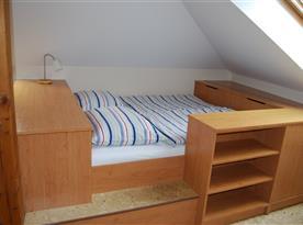Apartmá č. 1 - dvoulůžková postel