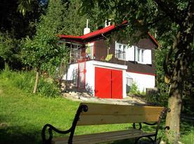 Naše zrekonstruovaná chata foto 2