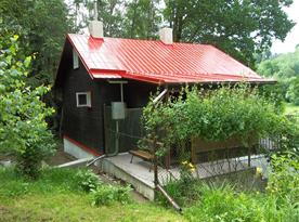 Naše zrekonstruovaná chata foto 3