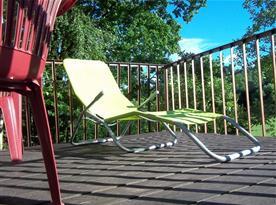 Prostorná a slunná odpočinková terasa, foto 2