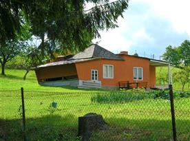 Chata Líza - ubytování  Poleň