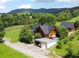 Chalupa Dolní Morava - ubytování Dolní Morava