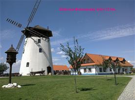 Areál Bukovanský mlýn