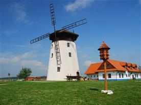 Bukovanský mlýn - rozhledna