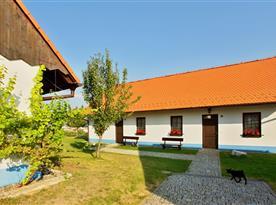 Chalupa Slovácká - ubytování Bukovany