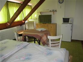 Pokoj č.2 - Tomáš
