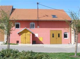 Chalupa Na Sklepní - ubytování  Dolní Dunajovice