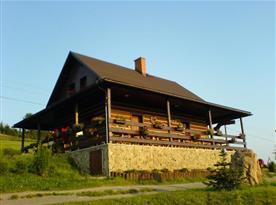 Chata Loučka - ubytování  Bystřice