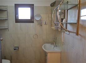 Koupelna, WC, sprchový kout