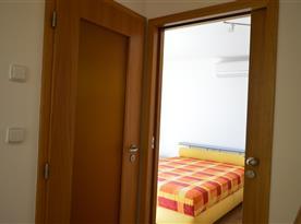 Vstup do ložnice
