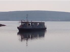 Výletní loď - Novomlýnská nádrž