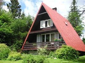 Chata Stráženka - ubytování  Vrchlabí