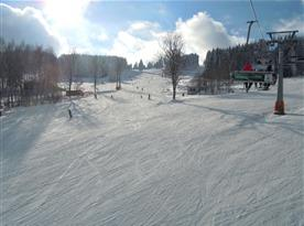 Skiareál Lipno/Kramolín